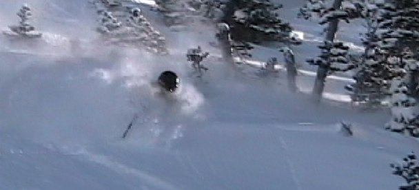 Deep Utah Powder