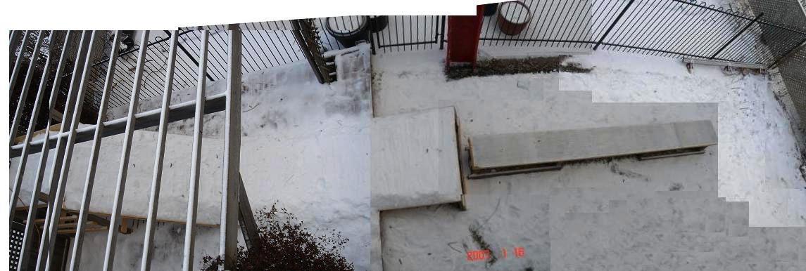 Back yard box