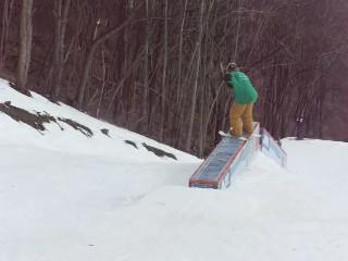Ski blades