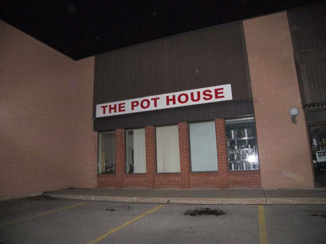 The pot house
