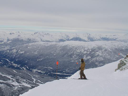 Me at blackcomb
