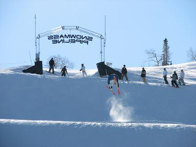 Steezin at Snowmass