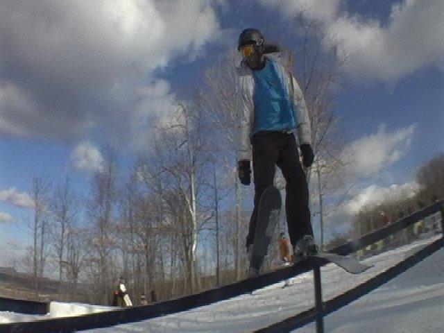 Floppy skis?