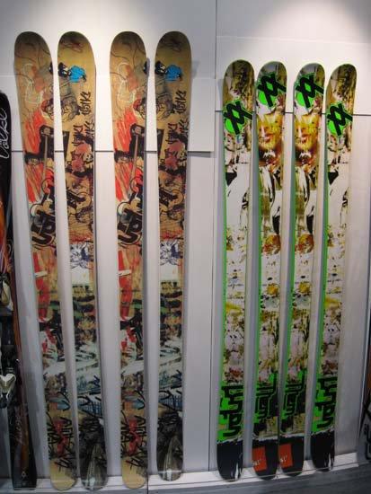 More Volkl Park skis 08