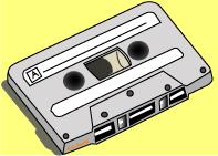 Cassette- Illustrator
