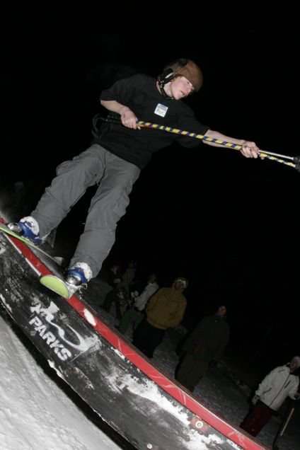 Playing on rails