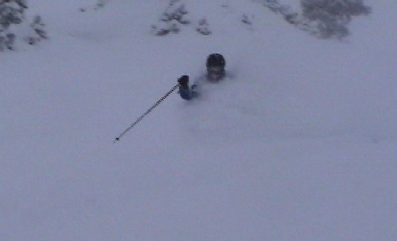Another deep day at alta.