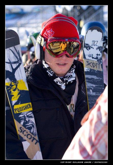 New scott skis