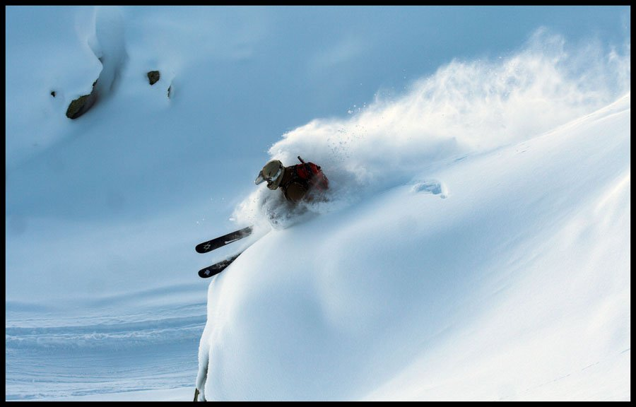 Powder is cool