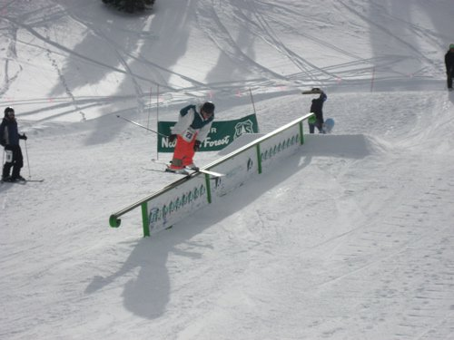 Another down rail