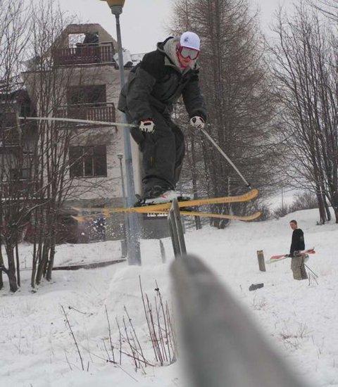 Smalllllll rail