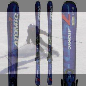 My ski and Freeride!
