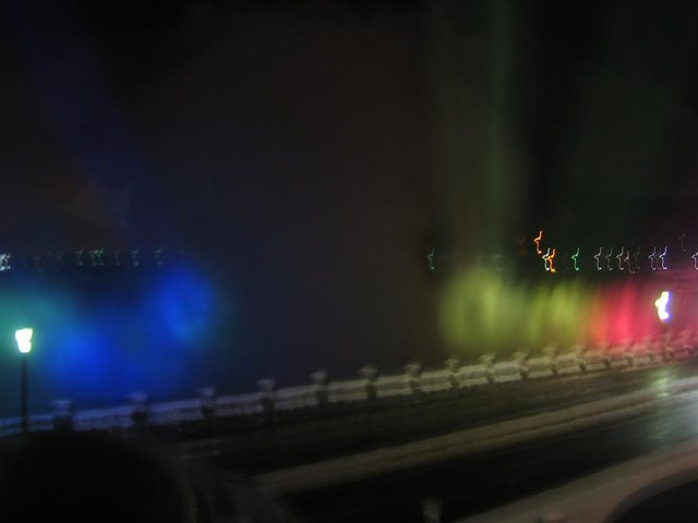Niagara Falls at night(and the us falls a little bit)
