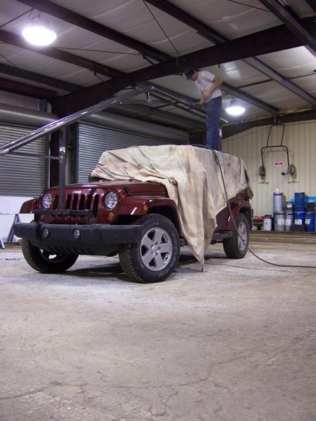 Jeep RAIL!!