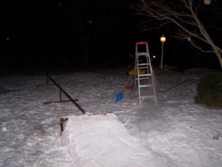Snowmakin in New Jersey