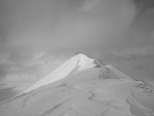 Northstar peak