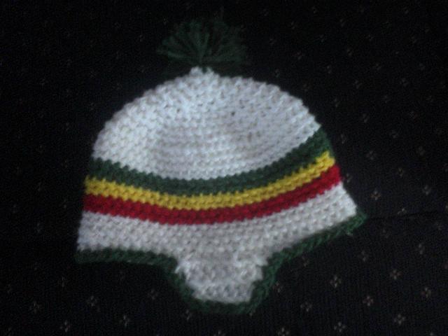 New rasta hat
