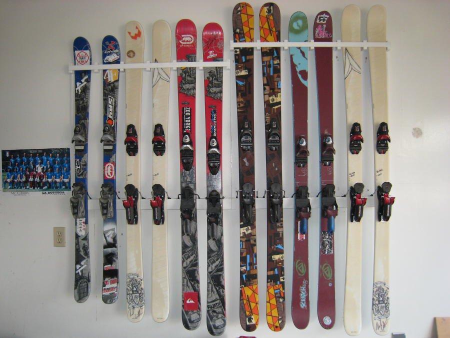 Ski-Line up