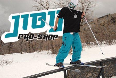Jibij Pro Shop @ Powderhorn