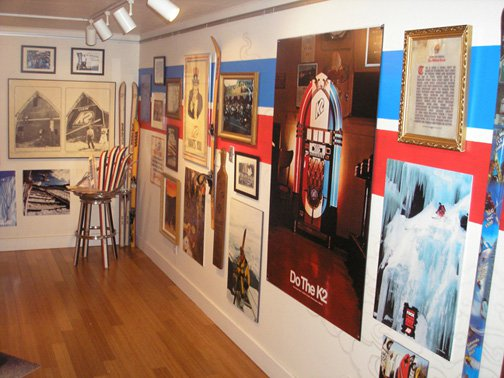K2 Gallery at EVO-Heritage Wall