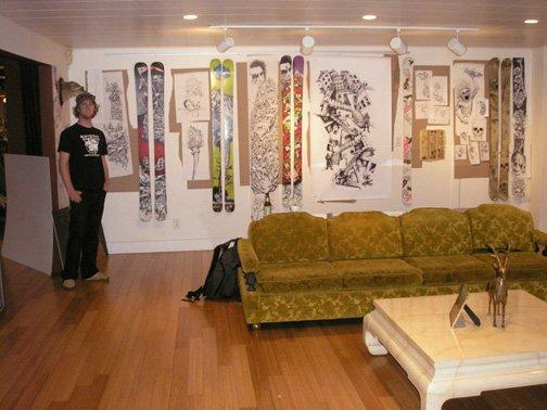 K2 Gallery at EVO