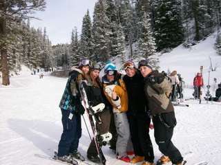 Me, court, hailey, avery and catie