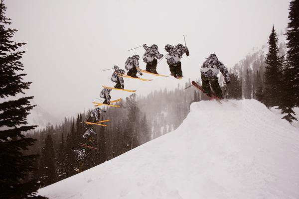 180 sequence in the backcountry