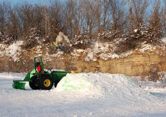 Tractor Gap