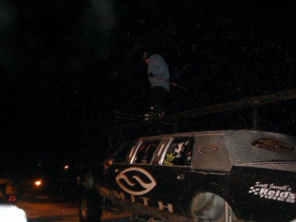Smith limo 2
