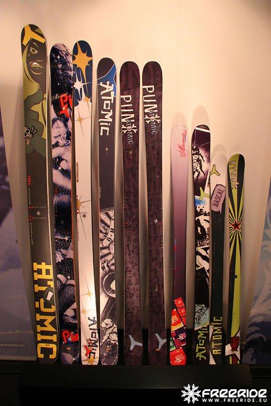 Atomic skis 2008