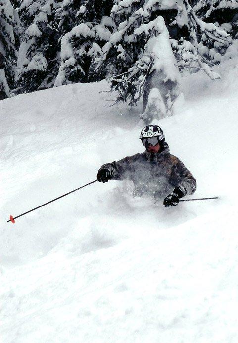 CMH Heli skiing