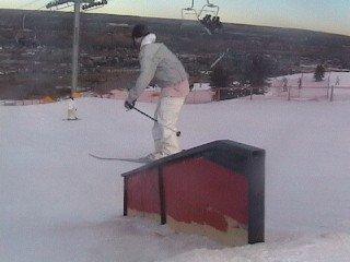 Slide The Down Rail!