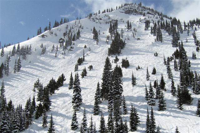 Crystal Mountain, Bear Pits