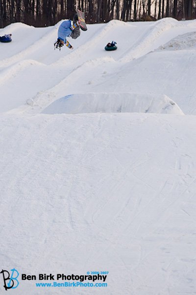 Snowboard rodeo 5