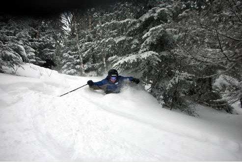 Jay Peak DOES NOT Get Snow