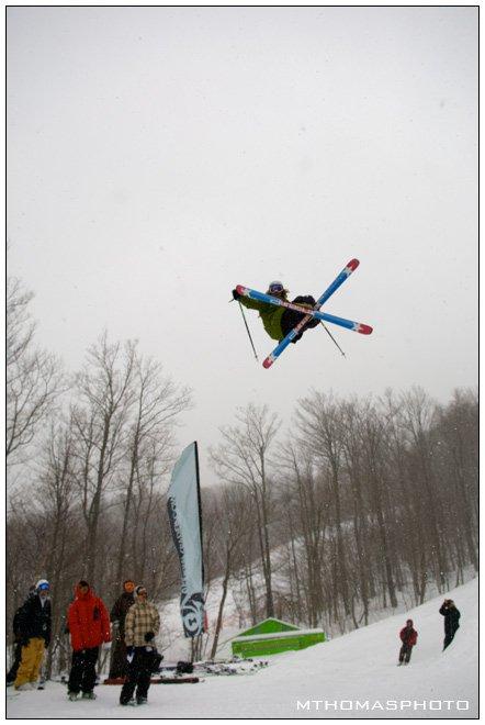 Fischer slopestyle