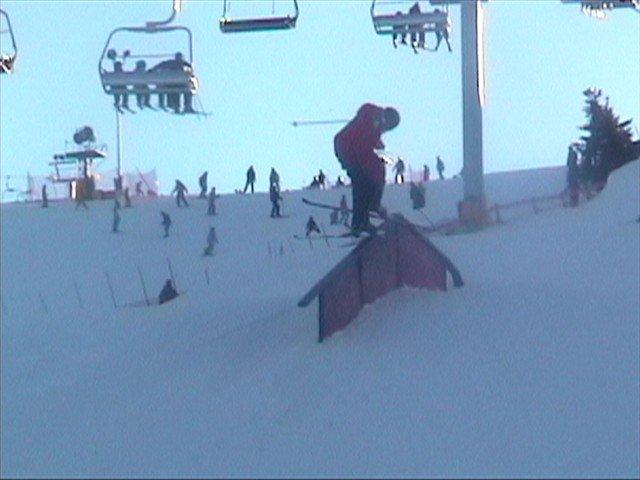 Front Foot Slide aka Fastslide!