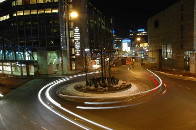 Roundabout long exp.
