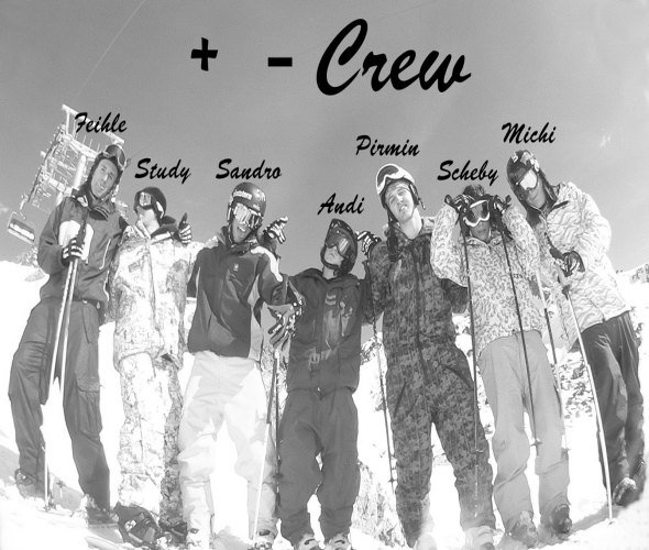 + - screw and the members
