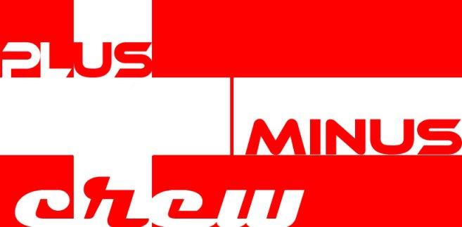 +- crew logo second try
