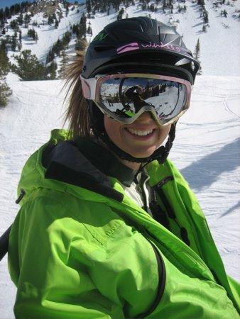 Me at Snowbird