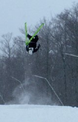 Backflip fischer super slopestyle
