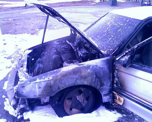 Wyatts car 2
