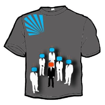 We're watching-- shirt design