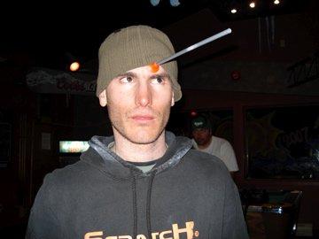 Arrow in the head