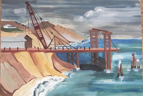 Coastal Painting #2