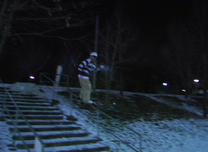Ramston handrail