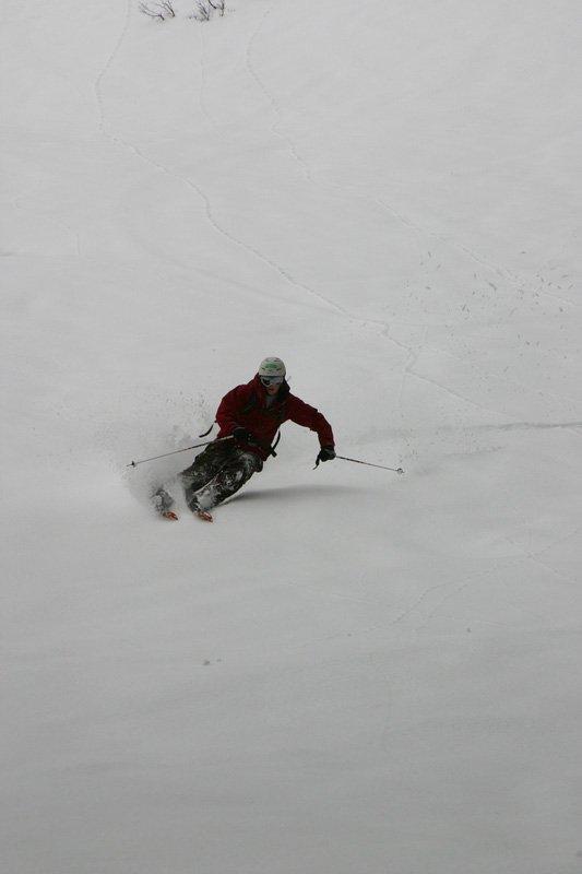 Mt Baker April 2nd 07