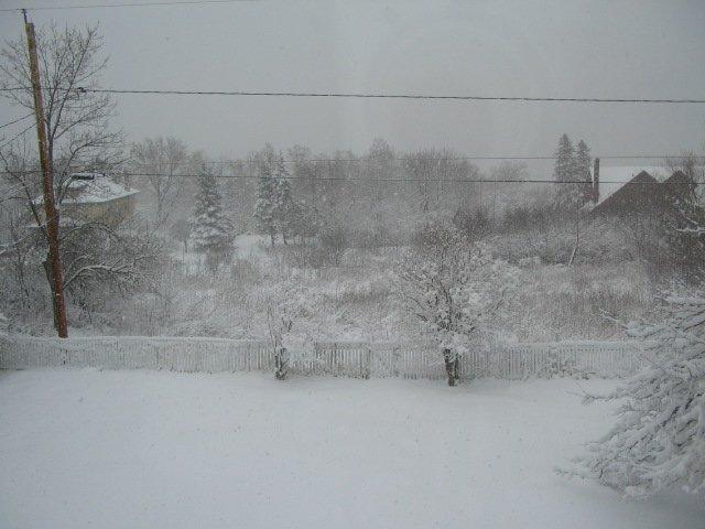 HOLY SNOW!!