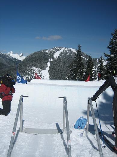 Ski Cross Start